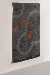 Nuragic-Black-Tapestry-Roberto-Sironi-Mariantonia-Urru
